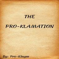 Pro-Klaym - INTERVENTION (Original Mix)