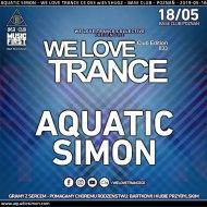 Aquatic Simon - We Love Trance CE 033 with Shugz - Fresh Stage (18-05-2019 - Base Club - Poznaф) ()