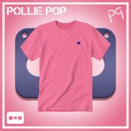 JLaDonne Clothing Company - Pink Work T Blue Tape (#ScrewedNChopped)