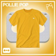JLaDonne Clothing Company - Gold Work T White Tape (#ScrewedNChopped)