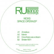 Kicks - Once there was a dream (Original Mix)