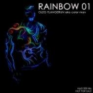 OLEG FLANGERUN aka color man - RAINBOW 01  (Blue mix)