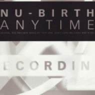 Nu-Birth - Anytime  (Original Mix)