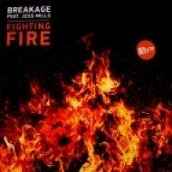 Breakage Feat. Jess Mills - Fighting Fire (Loadstar Remix)