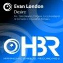 Evan London - Desire  (Domenico Cascarino & Luca Lombardi Chillout Mix)