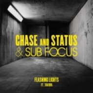 Chase & Status & Sub Focus - Flashing Lights  (Radio Edit)