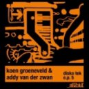 Addy Van Der Zwan, Koen Groeneveld - Retromatic  (Original Mix)