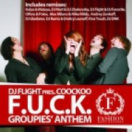 Cookoo - Groupies\' Anthem (F.U.C.K.)  (Andrey Zenkoff Mad Dizko Radio Mix)