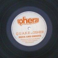 Q.U.A.K.E, Osher - Move & Groove  (Platinum Monkey Remix)
