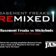 Basement Freaks vs Stickybuds  -  Records In The Game 110 ()
