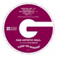 Raw Artistic Soul feat. John Gibbons - Keep On Shining  (Main Soul Mix)
