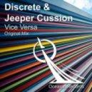Discrete, Jeeper Cussion - Vice Versa  (Original Mix)