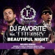 DJ Favorite  feat. Theory - Beautiful Night  (DJ Zhukovsky Remix)