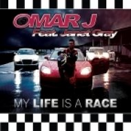 Omar J Feat Janet Gray - My Life Is A Race  (Original Mix)