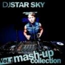 Hi Tack vs E-Cox - Music Never Say Say Say  (Star Sky Mash Up)
