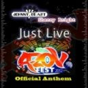 Johnny Beast, Sherry Bright - Just Live (Official A-Zov 2012 Anthem)  (Free Russian Edit)
