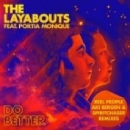 The Layabouts feat Portia Monique - Do Better  (Spiritchaser Remix)