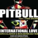 Pitbull & Chris Brown - International Love  (Pedro Calderon & Manu Bermudez Remix)