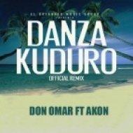 Don Omar Feat. Akon - Danza Kuduro  (Konvict Remix)