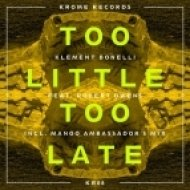 Robert Owens, Klement Bonelli - Too Little Too Late  (Original Mix)