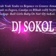 Yeah Yeah Yeahs vs Beyonce vs Groove Armada vs Phonic Funk vs Fugees, Candys vs R3hab vsDJ Nejtrino -  Roll Girls Baby Or Not  (Dj SoKoL Mash Up 2k12)
