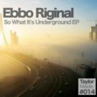 Ebbo Riginal - What The Fuck  (Original Mix)