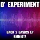 D`Experiment  - Deep Ride  (Original Mix)
