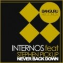 INTERNOS feat Stephen Pickup - Never Back Down  (Original Mix)
