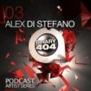 ALEX DI STEFANO - PODCAST 003 ()