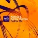 Kenny Thomas Xakosa - Follow Me  (Original Mix)