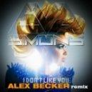 Eva Simons - I Dont Like You  (Alex Becker Remix)