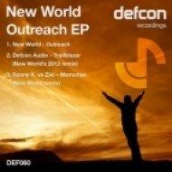 Defcon Audio - Trailblazer  (New World 2012 remix)