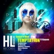 Sousa, Mad Feat. Kaysee  - Temptation  (Elbee Remix)