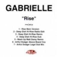 Gabrielle - Rise  (Artful Dodger Legal Dub Mix)