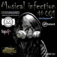 Dj Extaz - Musical infection #001 ()