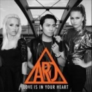 A.R.D - Love Is in Your Heart  (Radio Edit)