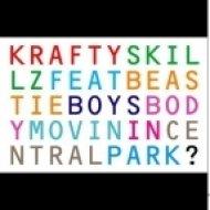 Krafty Skillz - Body Movin In Central Park  (DJ AKA Mash Up)
