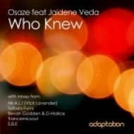 Osaze feat. Jaidene Veda - Who Knew  (E.B.E Altruism Mix)