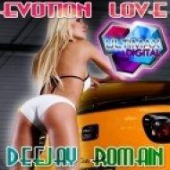 Romain Baker - Evotion love  (Club extended)