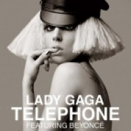 Lady Gaga - Telephone  (MERCURIO Feat  MAX LACOSTE Remix)