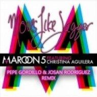 Marron5 ft Cristina Aguilera - Moves Like Jagger  (Pepe Gordillo & Josan Rodriguez remix)