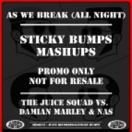 The Juice Squad vs. Damian Marley & Nas - As We Break  (All Night)