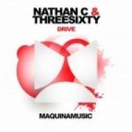 Nathan C & ThreeSixty - Drive  (Original Mix)