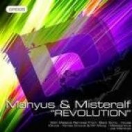 Manyus & Misteralf - Revolution  (Nimas Groove & Mr Moog Main Room Hustle)