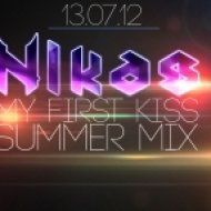 N!kas -  My first kiss ()