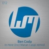 Ben Coda - In Here  (Original Mix)
