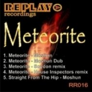 Moshun - Meteorite  (Original Mix)