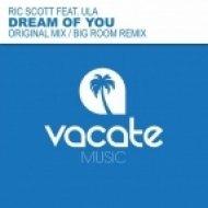 Ric Scott feat Ula - Dream Of You  (Big Room Remix)