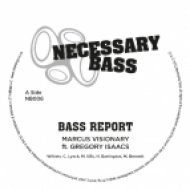Marcus Visionary - Bass Report  (DUB)