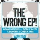Adam Mitchell  -  Banger  (Original Mix)